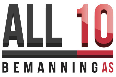 ALL10 BEMANNING AS